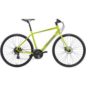 Kona Dewey 2017 lime green bei fahrrad.de Online