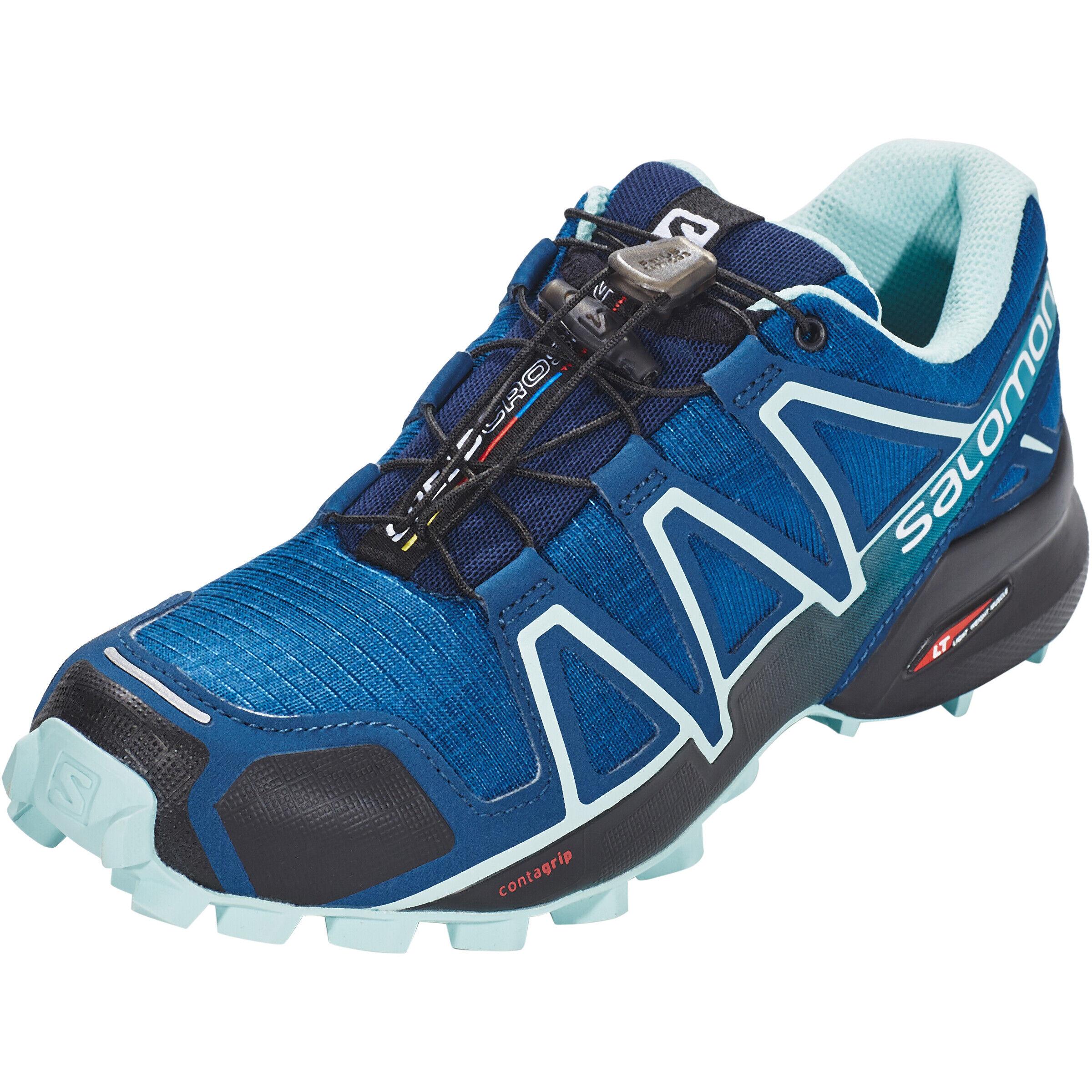 Salomon Sense Escape 2 Schuhe Damen potent purpledubarryevening blue
