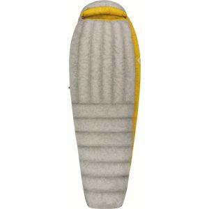 Sea to Summit Spark SpIII Sleeping Bag Long light grey/yellow light grey/yellow