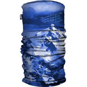 HAD Printed Fleece Tube summit by reinhold messner summit by reinhold messner