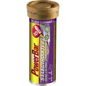 PowerBar 14 Electrolytes Zero Calorie Sports Drink Tabs 10 Stück Black Currant