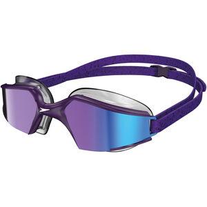 speedo Aquapulse Max Mirror V3 Goggles purple/purple purple/purple