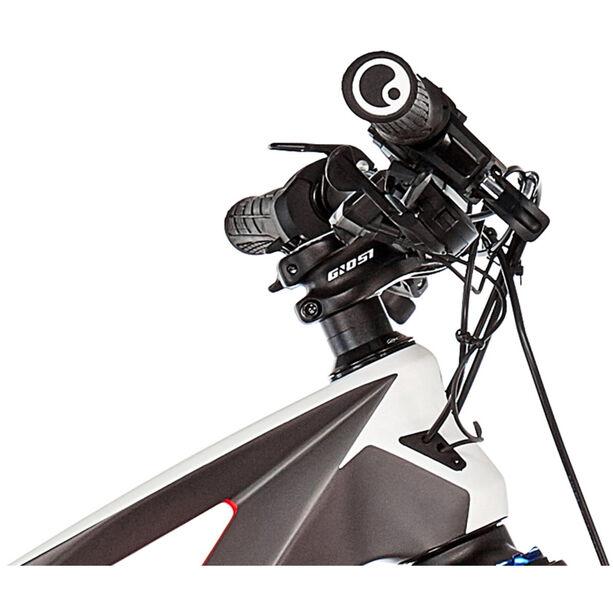"Ghost Hybride SL AMR S 4.7+ LC 29/27,5+"" titanium gray/star white/riot red titanium gray/star white/riot red"