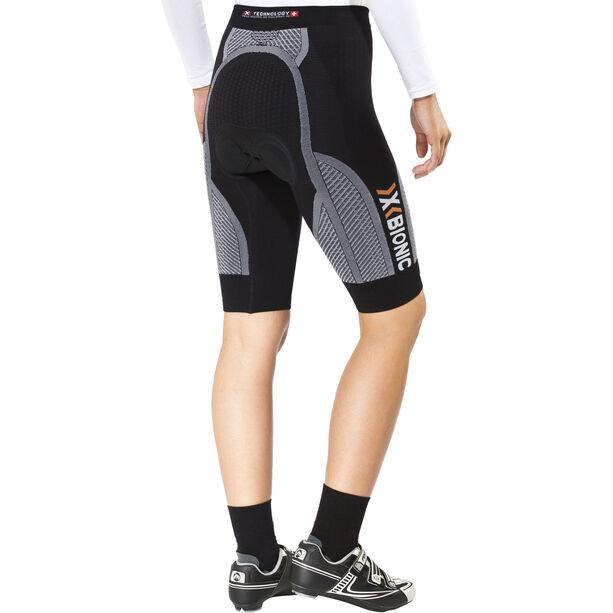 X-Bionic The Trick Biking Pants Short Damen black/white