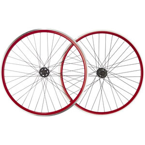"Point SingleSpeed LRS 28"" rot-schwarz bei fahrrad.de Online"