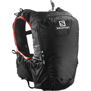 Salomon Skin Pro 15 Bag Set Black/Bright Red bei fahrrad.de Online