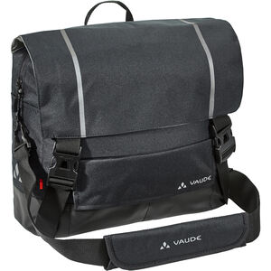 VAUDE Cyclist Messenger Bag M black black