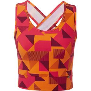 Mountain Equipment Bahia Vest Damen orange sherbert orange sherbert