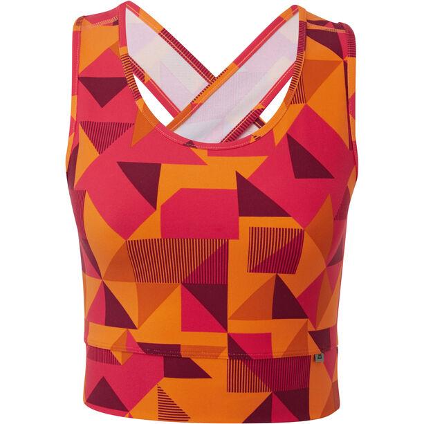 Mountain Equipment Bahia Vest Damen orange sherbert
