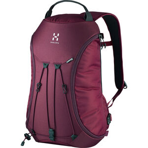Haglöfs Corker Backpack Medium 18l aubergine aubergine