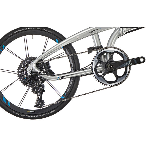 tern Verge X11 chrome/black