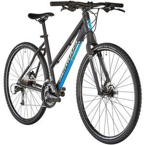 Serious Sonoran Hybrid Damen black/blue black/blue