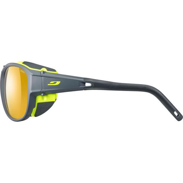 Julbo Exp*** 2.0 Zebra Sonnenbrille matt gray/green-yellow/brown
