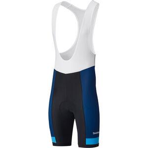 Shimano Team Bib Shorts Men navy bei fahrrad.de Online