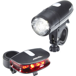 Red Cycling Products Bright LED Light Beleuchtungsset bei fahrrad.de Online