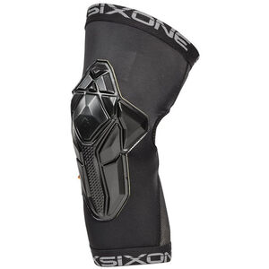 SixSixOne Recon Knee Guards black black