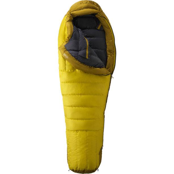 Marmot Col Sleeping Bag yellow vapor/green wheat
