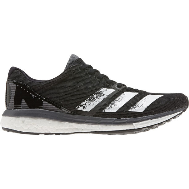 adidas Adizero Boston 8 Schuhe Damen core black/footwear white/grey five