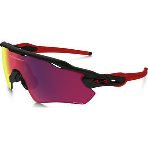 Oakley Radar EV XS Path Sonnenbrille Kinder matte black/prizm road matte black/prizm road