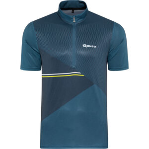 Gonso Ripo Shirt Herren majolica blue majolica blue