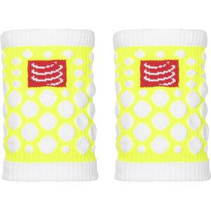 Compressport 3D Dots Sweatband Fluo Yellow bei fahrrad.de Online