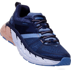 Hoka One One Gaviota 2 Running Shoes Damen mood indigo/dusty pink mood indigo/dusty pink