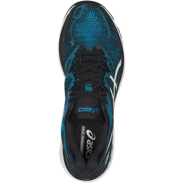 asics Gel-Nimbus 20 Shoes Men Island Blue/White/Black
