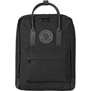 Fjällräven Kånken No.2 Mini Backpack with black handles Kinder black black