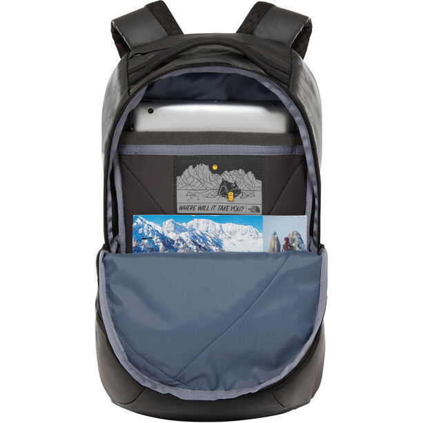 The North Face Electra Backpack Damen tnf black carbonate/tnf black