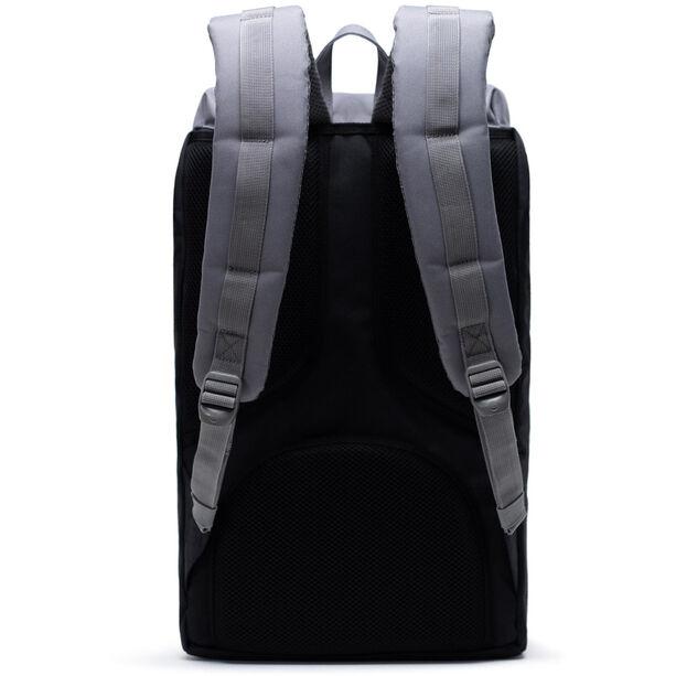 Herschel Little America Backpack black/grey/pine bark/tan