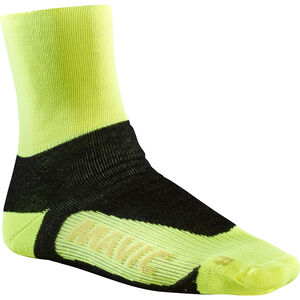 Mavic Essential Thermo+ Socken safety yellow safety yellow