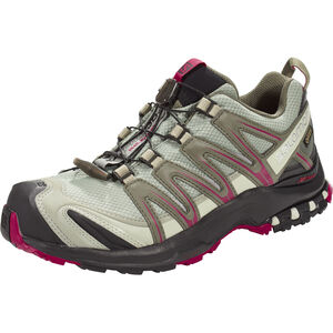 Salomon XA Pro 3D GTX Shoes Damen shadow/black/sangria shadow/black/sangria