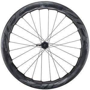 Zipp 454 NSW Disc Vorderrad Carbon Clincher Centerlock schwarz schwarz