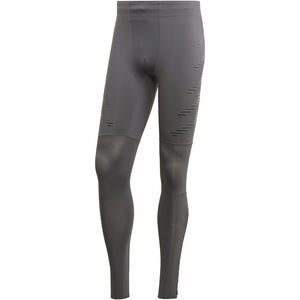 adidas Speed Long Tights Herren gresix/black gresix/black