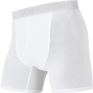 GORE WEAR M Base Layer Boxer Shorts Herren white white