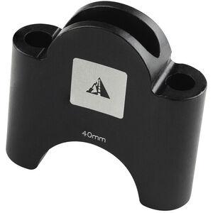 Profile Design Bracket Riser Kit 40mm schwarz schwarz