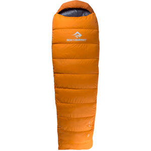 Sea to Summit Trek TkI Sleeping Bag Long orange bei fahrrad.de Online