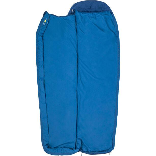 Marmot Nanowave 50 Semi Rec Sleeping Bag Long estate blue