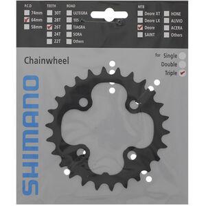 Shimano Deore FC-M590 schwarz bei fahrrad.de Online