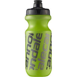 Cannondale Diagonal Bottle 570 ml trans green/black trans green/black