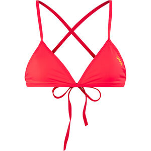 arena Feel Triangle Top Damen fluo red-yellow star fluo red-yellow star