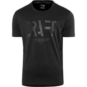 Craft Eaze SS Mesh Tee Herren black black