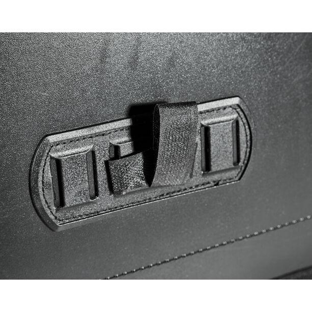 Basil GO Doppel-Gepäckträgertasche 32l solid black