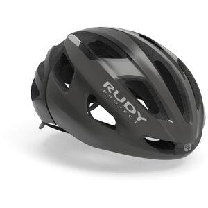 Rudy Project Strym Helmet Dark Grey Shiny