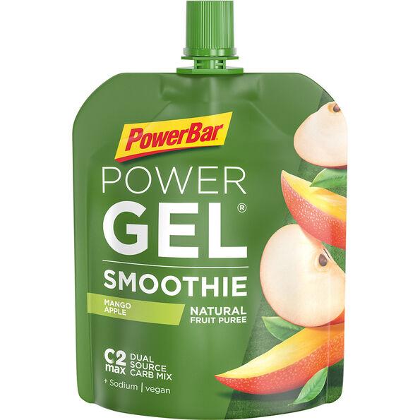 PowerBar PowerGel Smoothie Box Mango Apple 16 x 90g