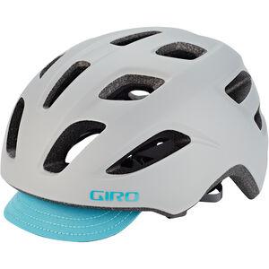 Giro Trella Helmet Damen matte grey/dark teal matte grey/dark teal