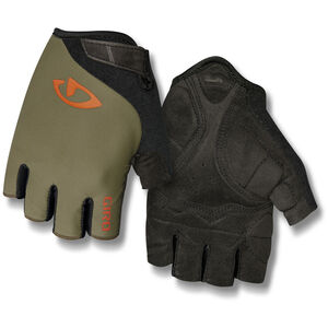 Giro Jag Gloves Men olive/deep orange bei fahrrad.de Online