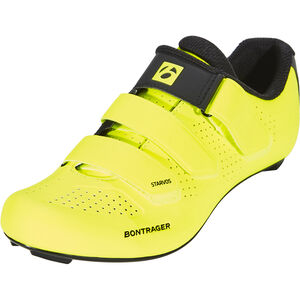 Bontrager Starvos Road Shoes Herren flourescent yellow flourescent yellow