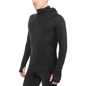 inov-8 Merino LS Zip Shirt Men black bei fahrrad.de Online