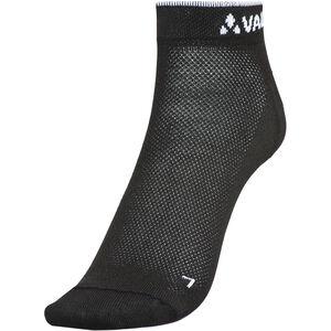 VAUDE Bike Footies Socks black